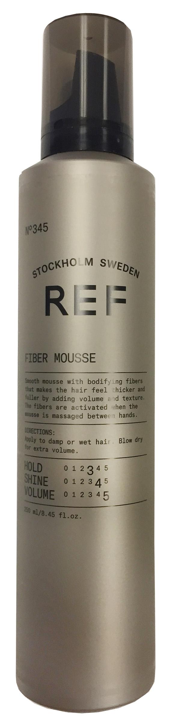 Fiber Mousse
