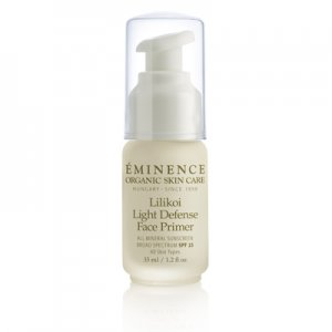 Lilikoi Light Defense Face Primer