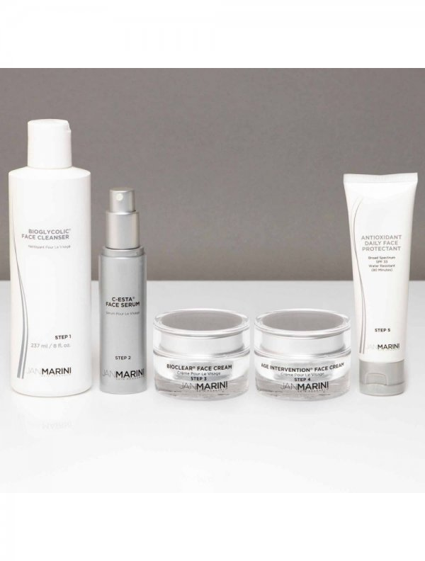 Skin Care Management System Dry