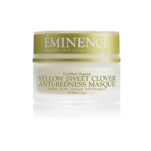 Yellow Sweet Clover Anti-Redness Mask